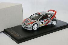 Provence Moulage Kit Monté 1/43 - Peugeot 206 WRC Rallye Catalogne 2002 N°26