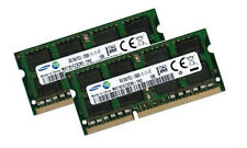 2x 8gb 16gb ddr3 di RAM 0x80ce 1333 MHz F Apple pc3-10600s ORIGINALE SAMSUNG SO-DIMM