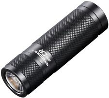 Nitecore SENSCR 190 Lumens/2hrs Black Mini LED Flashlight SENSCR