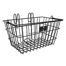 Sunlite Lift-Off Front Bike Basket Black