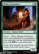 HIDDEN HERBALISTS Aether Revolt Magic MTG cards (GH)