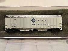 Delaware Valley Freight Car 232 ADM Milling Airslide Covered Hopper ADMX 53200