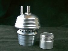 Polished VERY LOUD! Blow Off Valve Turbo system S-Max Billet Aluminum Piston BOV