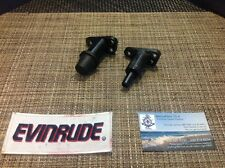 SMA1914 Johnson Evinrude OMC mounting brackets PAIR 333772 outboard motor used