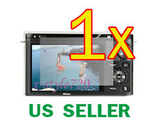 1x Clear LCD Screen Protector Guard Cover Film For Nikon 1 V1