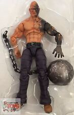 ABSORBING MAN Comic Pack SECRET WARS Hasbro MARVEL UNIVERSE 2009 LOOSE FIGURE