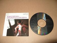 Mari Fujiwara Haydn Boccherini Concertos cd 1983 Japan cd Nr Mint Condition Rare