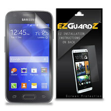 3X EZguardz LCD Screen Protector Cover HD 3X For Samsung Galaxy Ace 4 (Clear)