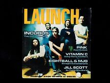 Original Incubus PINK Others Launch Mag CD-ROM 2000 Unopened