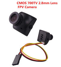 Micro HD CMOS 700TVL Camera 2.8mm wide angle lense for FPV RC Quadcopter Drone