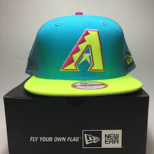 New Era MLB 9fifty New Era  SnapBack Baseball Holiday Cap L Blue Free Post