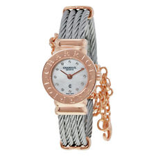 Charriol St Tropez Mother of Pearl Diamond Ladies Watch ST20CP1520RO004