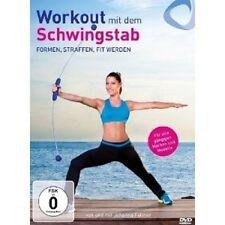 WORKOUT MIT DEM SWINGSTAB - FORMEN, STRAFFEN, FIT WERDEN DVD NEU