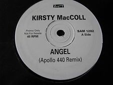 KIRSTY MacCOLL... Angels  (Promo)