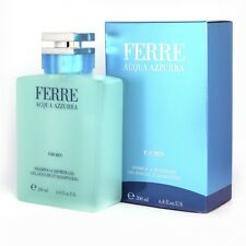 FERRE ACQUA AZZURRA FOR MEN SHAMPOO & SHOWER GEL - 200 ml