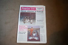 Motoring News 23 February 1978 Hankiralli Galway Rally USA Race Review Mazda 323