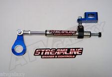 Streamline Steering Stabilizer Suzuki LTR450 LT-R450 LTR 450 BLUE
