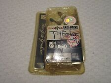 "McFarlane MLB 2005 Toysrus Exclusive Don Mattingly 3"" Mini Figure Signed"