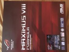 Asus Maximus VIII Formula. Socket 1151. Z170 Chipset. Priced to SELL