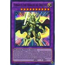 YU-GI-OH! DRAGONS OF LEGEND –UNLEASHED– * DRL3-EN055 Timaeus the Knight of Desti