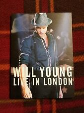 Will Young - Live In London (DVD, 2005)