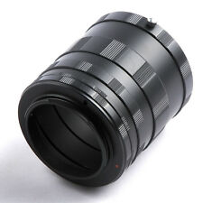 Macro Extension Tube Ring Lens Adapter for Nikon D7000 D5100 D5000 D3200 D800