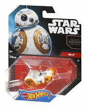 Hot Wheels Star Wars: The Force Awakens BB-8 Character Car New!
