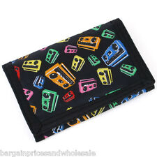 Coloured Ghetto Blaster Plasticised Fabric Ideal Gift Kids Children Boy Teenages