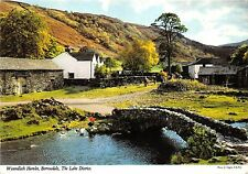 B88877 watendlath hamlet borrowdale the lake district  uk