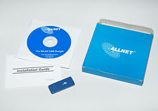 Allnet ALL0233 Wireless-N USB Dongle, 300Mbit,  Wireless 11N, neu!