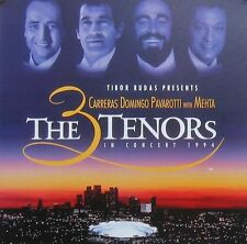 THE 3 TENORS POSTER, IN CONCERT (SQ41)
