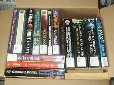 Misc Lot of 30 Science Fiction and Fantasy Paperback Books (124)