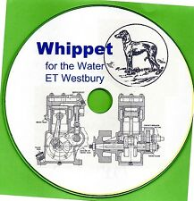 Whippet for the Water by E. T. Westbury Article on CD-ROM Model Gasoline Engine