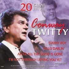 Twitty, Conway Conway Twitty: 20 G.H. CD