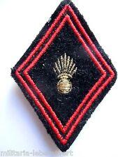 Insigne Losange tissu modèle 1945 Patch  - Armée ORIGINAL France