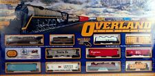 Bachmann HO Scale Train Set Analog Overland Limited 00614