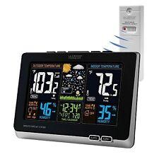 La Crosse Technology 308-1414B Wireless Atomic Digital Color