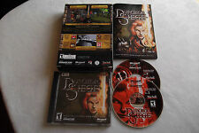 Dungeon Siege Apple Mac v.g.c. POST VELOCE COMPLETO (RARO Big Box Gioco RPG)