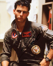 Tom Cruise - Maverick - Top Gun - Signed Autograph REPRINT