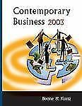 Contemporary Business 2003 with A Guide to Your Personal Finances CD-ROM by Loui