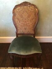 PAIR of Gorgeous Bernhardt Dining Chairs