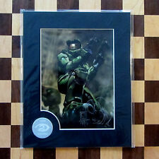 "#500/500 Halo 2 ""Spartan 117"" Master Chief 1st Series Mylar Print (RARE,Limited)"