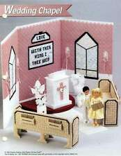 NEW WEDDING CHAPEL FASHION DOLL PC DESIGN