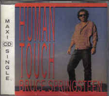 Bruce Springsteen-Human touch cd maxi single