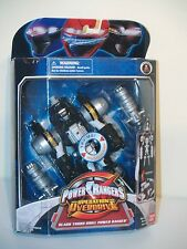 POWER RANGERS OPERATION OVERDRIVE BLACK TURBO DRILL NEW