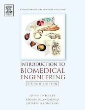 Introduction to Biomedical Engineering by John D. Enderle, Joseph D. Bronzino...