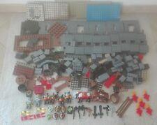 Lego DUPLO Set 4777 Il Castello dei Cavalieri lotto 3,5 kg mattoncini