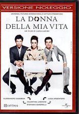 LA DONNA DELLA MIA VITA - DVD (USATO EX RENTAL)