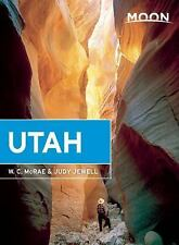 Moon Utah (Moon Handbooks) Jewell, Judy, McRae, W. C. Books-Good Condition