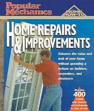 Popular Mechanics Home Repairs & Improvements (How-To Series)
